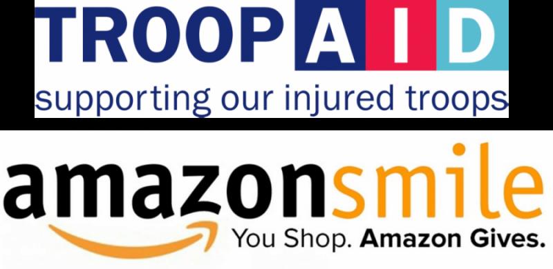 Troop Aid Amazon smile